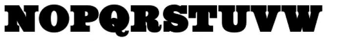 Aldogizio Black Font UPPERCASE