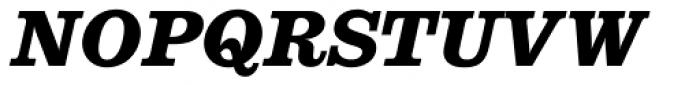 Aldogizio Bold Italic Font UPPERCASE