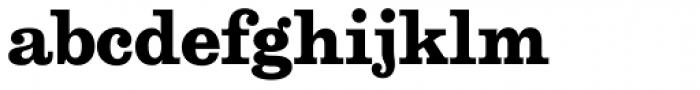 Aldogizio Bold Font LOWERCASE