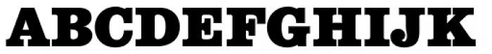 Aldogizio Heavy Font UPPERCASE