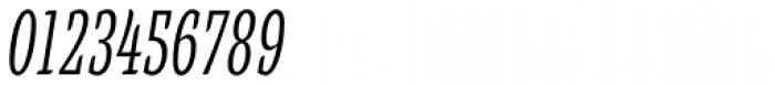 Alebrije Condensed Italic Font OTHER CHARS