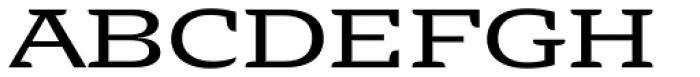 Alebrije Expanded Font UPPERCASE
