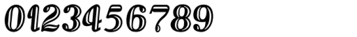 Alecko Engraved Font OTHER CHARS