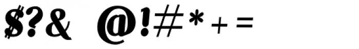 Alecko Plain Font OTHER CHARS