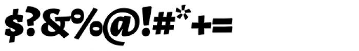Alegreya ht Pro Black Font OTHER CHARS