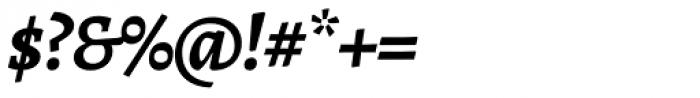 Alegreya ht Pro Bold Italic Font OTHER CHARS