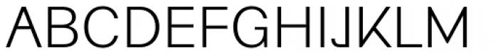 Alergia Remix Ultra Light Font UPPERCASE