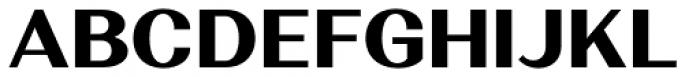 Alethia Next Extra Bold Upright Font UPPERCASE