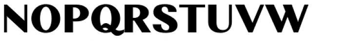 Alethia Pro Black Font UPPERCASE