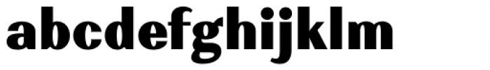Alethia Pro Black Font LOWERCASE