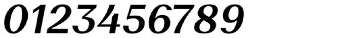 Alethia Pro Semi Bold Italic Font OTHER CHARS