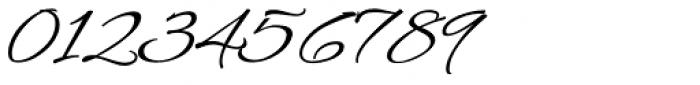 Alex Brush ROB Font OTHER CHARS
