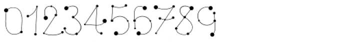 Alex Calder Regular Font OTHER CHARS
