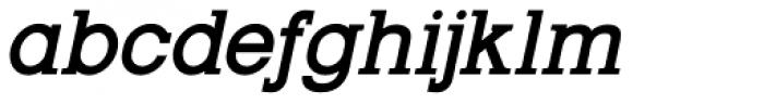 Alexandar Subheading Italic Font LOWERCASE