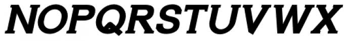 Alexandar Title Italic Font UPPERCASE