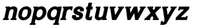 Alexandar Title Italic Font LOWERCASE