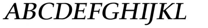 Alexandra Bold Italic Font UPPERCASE
