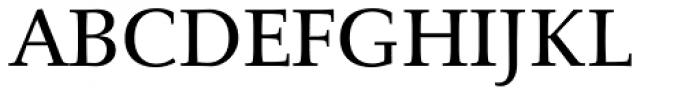 Alexandra Caps Medium Font UPPERCASE