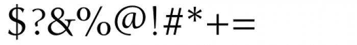 Alexandra Caps Regular Font OTHER CHARS