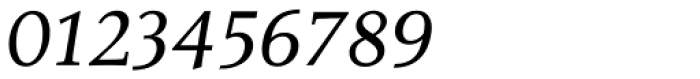 Alexandra Medium Italic Font OTHER CHARS