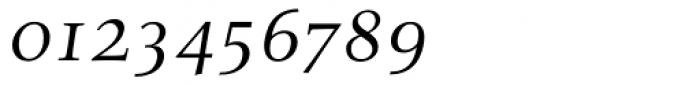 Alexandra OsF Italic Font OTHER CHARS