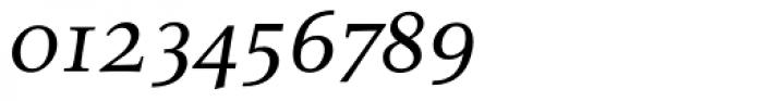 Alexandra OsF Medium Italic Font OTHER CHARS