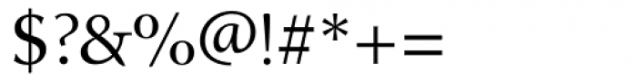 Alexandra OsF Medium Font OTHER CHARS