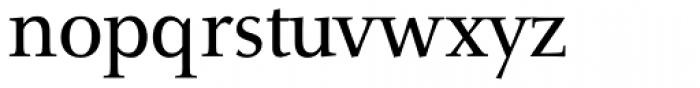 Alexandra OsF Medium Font LOWERCASE
