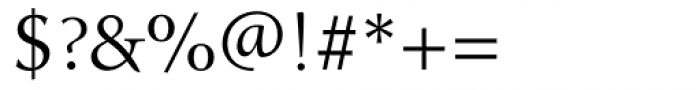 Alexandra OsF Regular Font OTHER CHARS