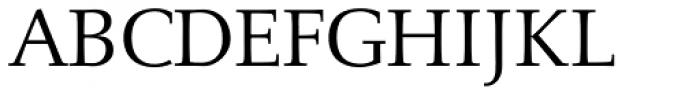 Alexandra OsF Regular Font UPPERCASE