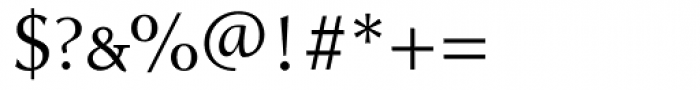 Alexandra SC Regular Font OTHER CHARS