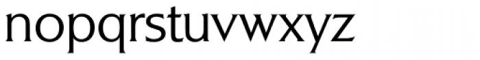 Alexon RR Light Regular Font LOWERCASE