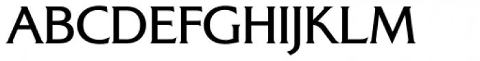 Alexon RR Medium Font UPPERCASE