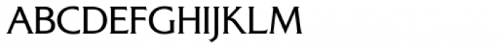 Alexon RR Small Caps Light Font LOWERCASE