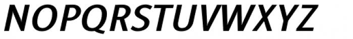 Alfabetica Bold Italic Font UPPERCASE