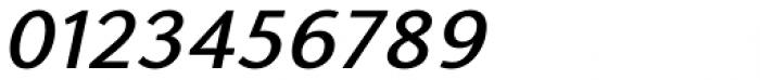 Alfabetica Semi Bold Italic Font OTHER CHARS