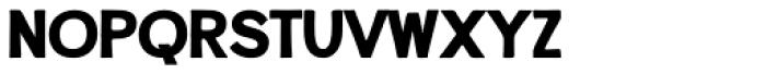 Alfons Display Black Font UPPERCASE