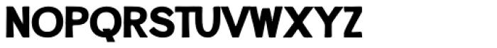 Alfons Display Black Font LOWERCASE