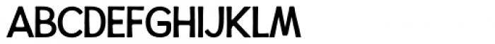 Alfons Display Regular Font LOWERCASE
