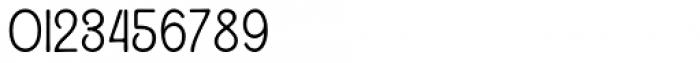 Alfons Sans Regular Font OTHER CHARS