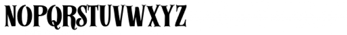 Alfons Serif Bold 2 Font LOWERCASE
