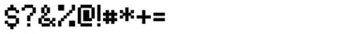 Algol Regular Font OTHER CHARS