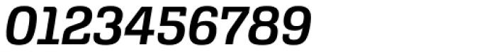 Alianza Italic 600 Font OTHER CHARS
