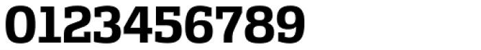 Alianza Slab 700 Font OTHER CHARS