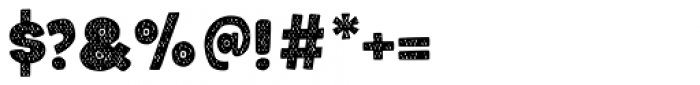Aliengo Regular Font OTHER CHARS