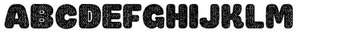 Aliengo Regular Font UPPERCASE