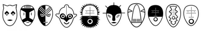 Aliens EF Construct Font UPPERCASE