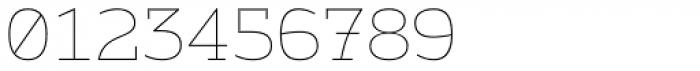 Alight Slab Font OTHER CHARS