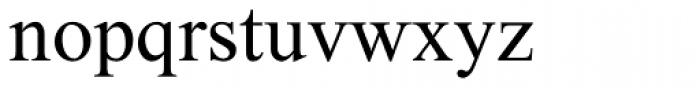 Alilon Bold Font LOWERCASE