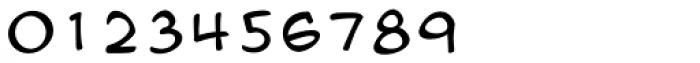 Alilon MF Regular Font OTHER CHARS